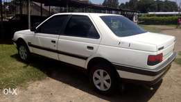 Peugeot 405 hunter(Efi) local