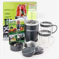 No.1 UK Brand NutriBullet 12 Piece Extractor Vegetable Blender Juicer