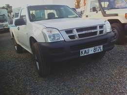 ISUZU DMAX VERY CLEAN