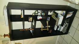Modern wooden lounge wall unit. Perfect condition