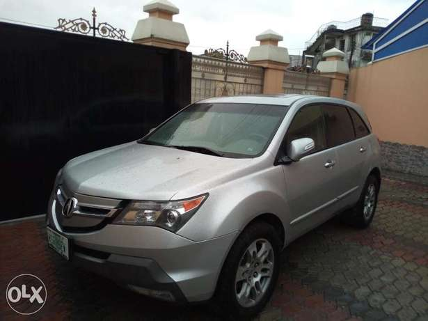 Extremely clean Acura MDX 2008 2month used Surulere - image 1