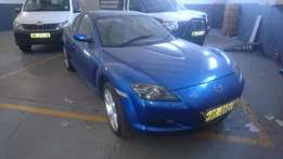 2006 RX8 Hi-Power (6 speed) with 13b turbo conversion
