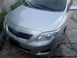 Crispy Clean Toyota Corolla 4 grabs for 3.3m Negotiable