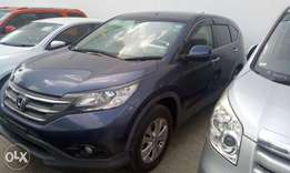 New shape 2011: Honda CR-V. Hire purchase accepted