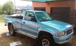 2001 toyota single cab 3.0 for sale