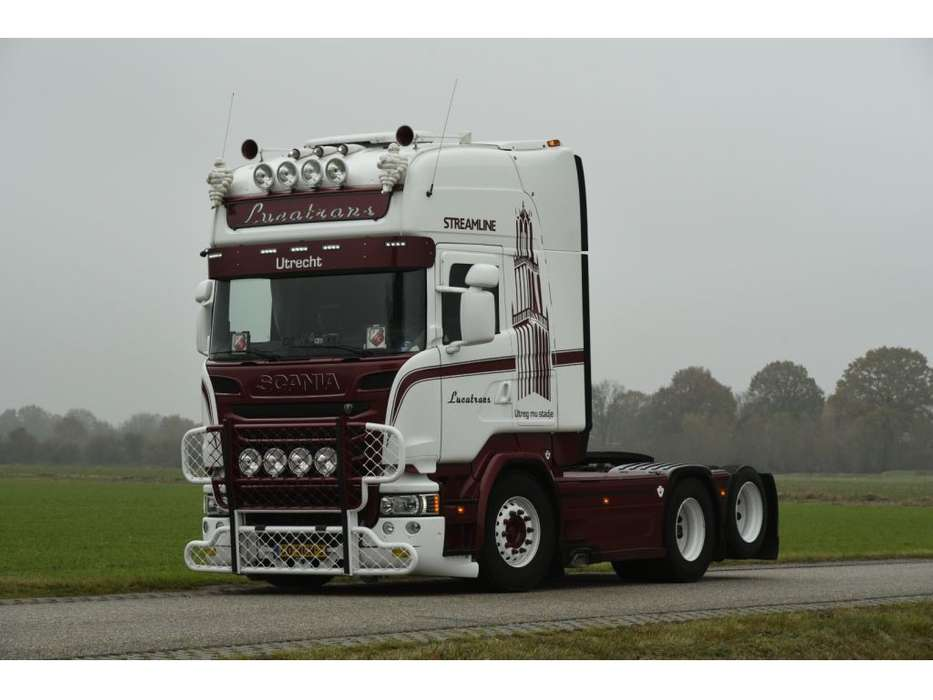 Scania R580 Full Option / Leasing - 2016