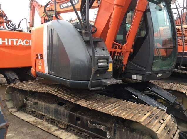 Hitachi Zx 135 - 2009