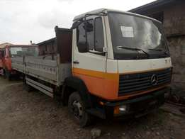 Mercedes 814 truck toks for sale
