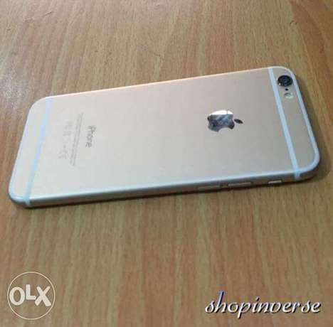UK used iPhone 6splus with 64gb with simlock Surulere - image 2