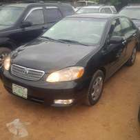 Locally Used Toyota Corolla, 2006, Very OKAY.
