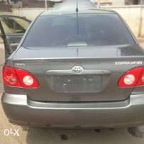super clean american spec tokunbo corolla 2006 model for 1.85m