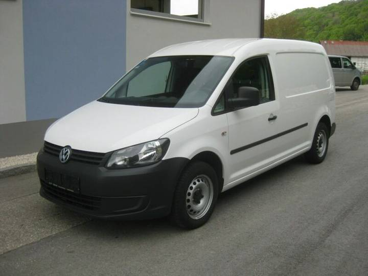 Volkswagen Caddy Maxi AKH Tempomat - 2014