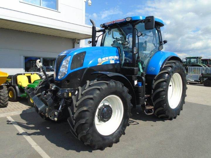 New Holland T7.210 - 2015
