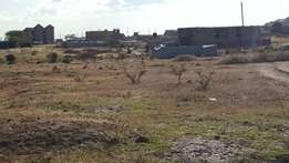 Quick sale!!! Commercial 50×100 plot at Kyumbi, Makutano junction