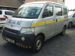 Trade-in Ok! -Toyota Townace 10 Seater Petrol 1.5litre