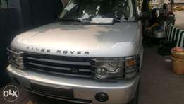 Foreign Used Range Rover Vogue 2006