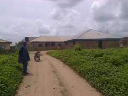 A Plot of Land at Okebaale, Behind Kasmo Industries, Osogbo