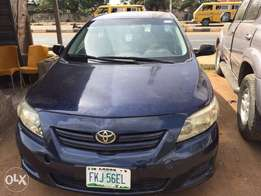 clean Toyota Corolla buy and used no condition engine very sound Ac ok