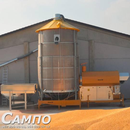 Mecmar Мобильные зерносушилки  серии S - image 2