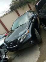 Lexus RX350 fulloption,lagos cl.
