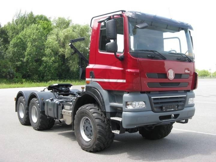 Tatra T 158 - 8P5N33.341.6x6.2