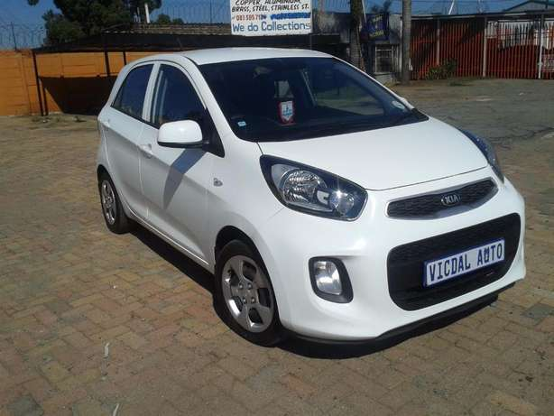 2015 Kia Picanto 1.0xl For Sale R105000 Is Available Benoni - image 4
