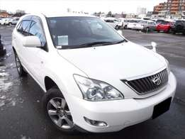Toyota Harrier Leather Seats