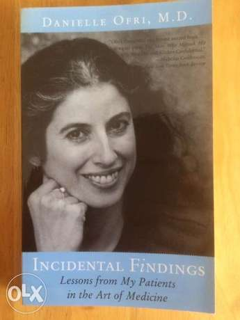 Incidental Findings - Danielle Ofri