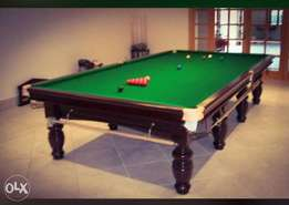Brand new imported Original 9fit Snooker pool table