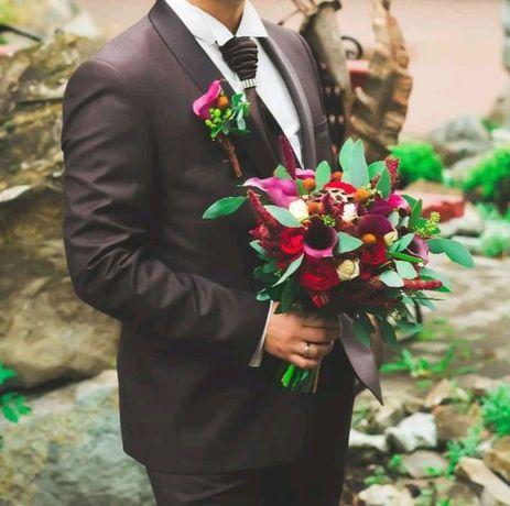 Весільний костюм Турецької фірми mega  2 000 грн. - Свадебные ... b4f21719cbec6