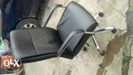 Pure Leather Office Chair