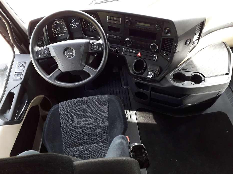 Mercedes-Benz Actros 1845 GIGASPACE 4x2 Sattelzug VOLL AUSSTATTUNG Beige - 2013 - image 9