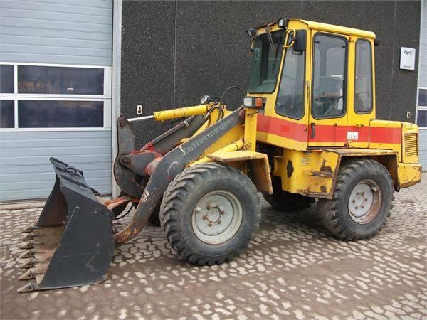 Zettelmeyer Z602 - 1992