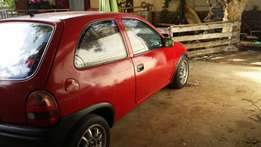Opel corsa lite 1.3 fair condition