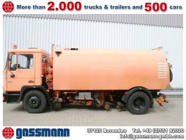 MAN M03 14.152   4x2 - 1995