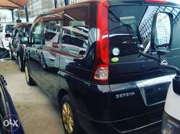 7 Seater Nissan Serena Fully Loaded