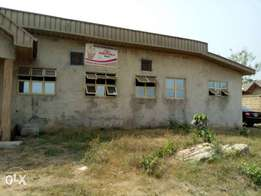 Functional bakery for sale at apata after command