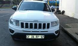 Jeep compass 2012 limited 2.0