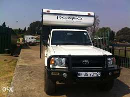 New 2016 Palomino SS600 Backpack Edition Bakkie Campers for sale