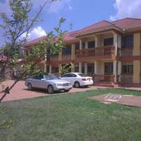 Roomy 3bedroom 2toilets apartment in (Agenda)Mbalwa at 800K