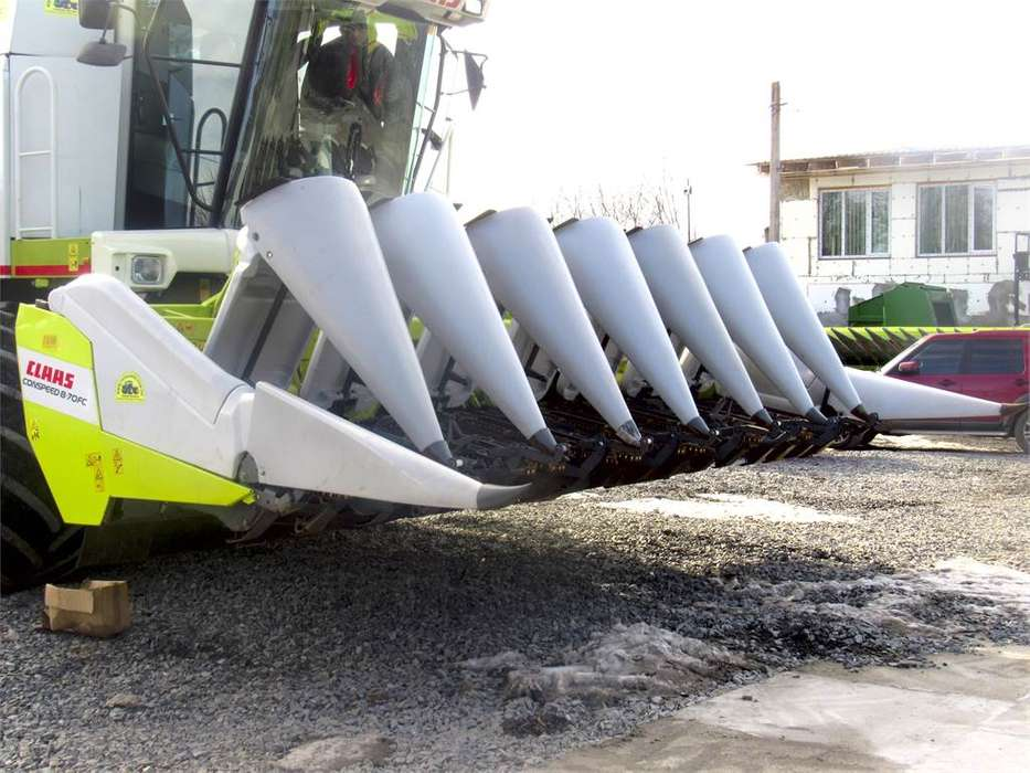 Claas Conspeed - 2013