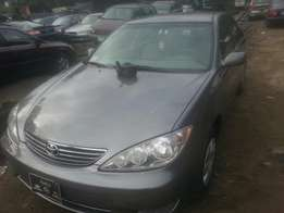Tincan cleared tokunbo toyota camry 05
