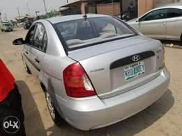 09 Hyundai Accent (Super Sharp)