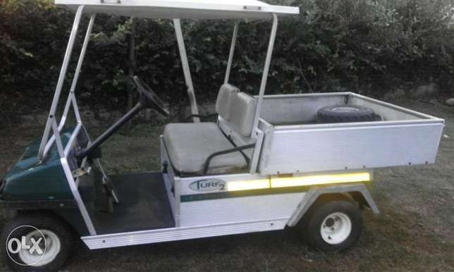 Club Car Carryall Turf2 Workhorse Pinetown - image 1