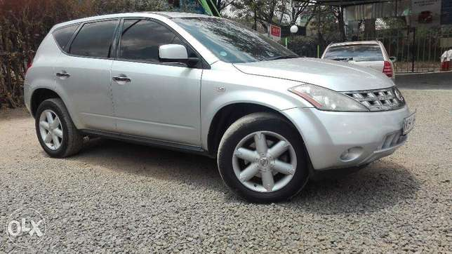 Nissan murano 2007 KBY super clean buy and drive 2400cc Hurlingham - image 2