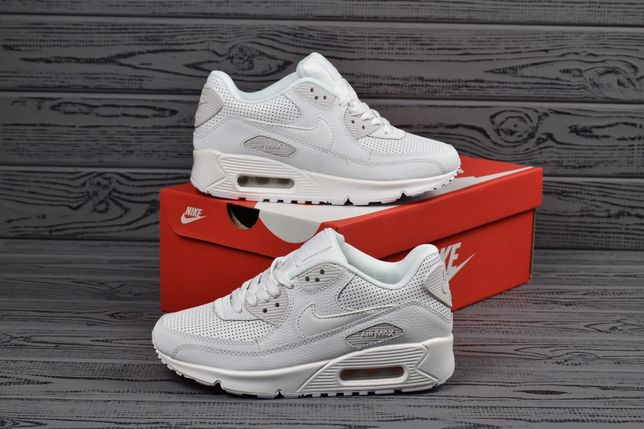 344b07e6 Архив: ХИТ-Сезона!!! Кроссовки Nike Air Max 90 White.Вьетнам.Найки ...