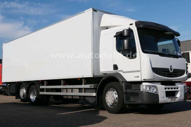 Renault Premium 430EEV 6x2 Retarder Lift Lenkachse LBW - 2012