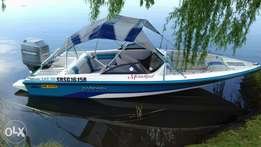 viking carerra 125 hp marriner