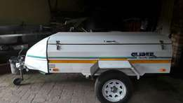 "Glider ""STAINLESS"" trailer"