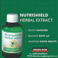 Nutrishield herbal extract